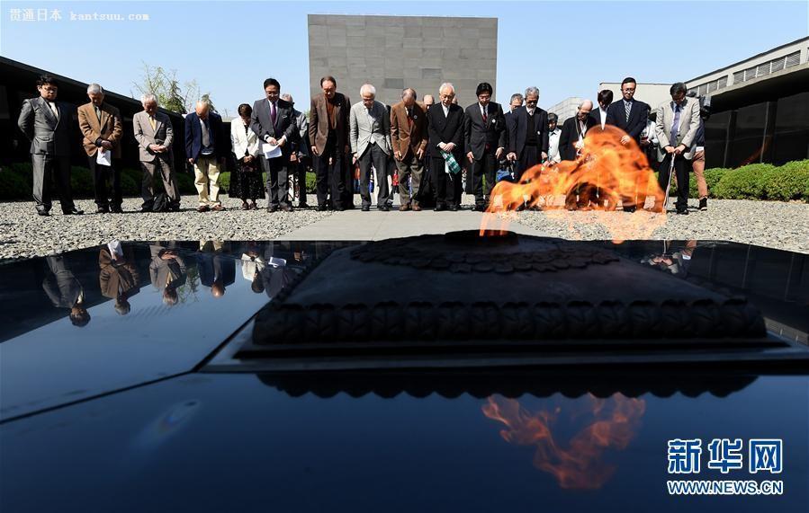(社会)(1)日本植树访华团持续31年悼念南京大屠杀遇难者