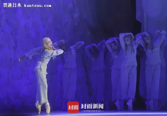 日本芭蕾舞团为何唱中国国歌?回应:更能表达敬意